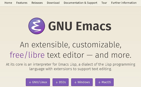 Emacs Review