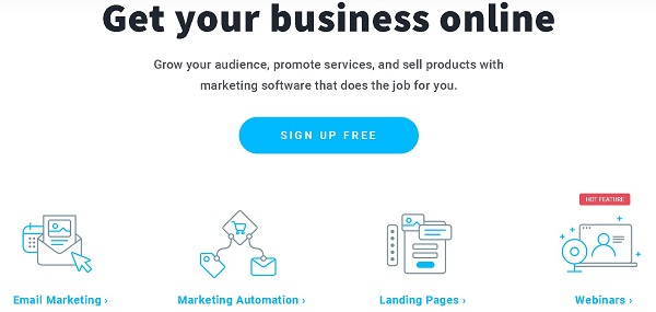 GetResponse Marketing Platform
