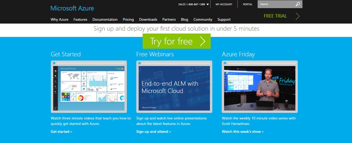 Microsoft – Azure