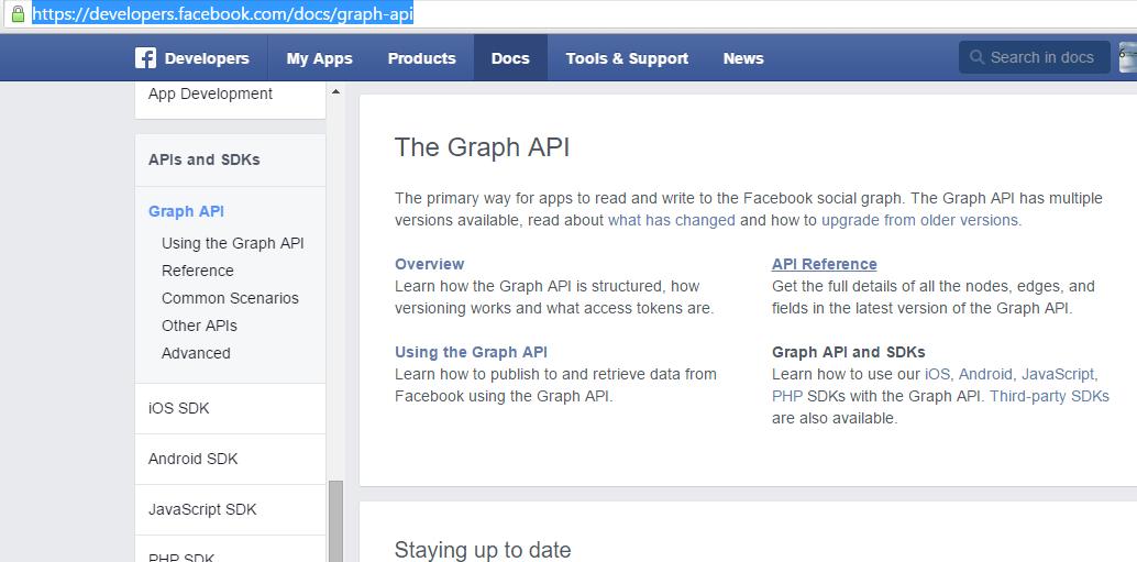 The Graph API