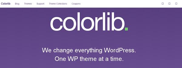 Colorlib Website Templates
