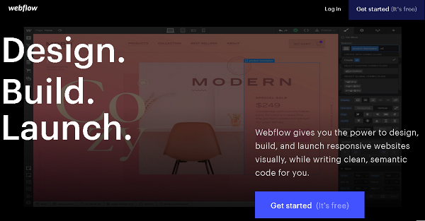 Webflow Website Templates