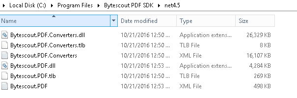 how to generate invoices with pdf sdk bytescout