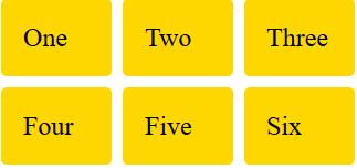 Basic Grid Example