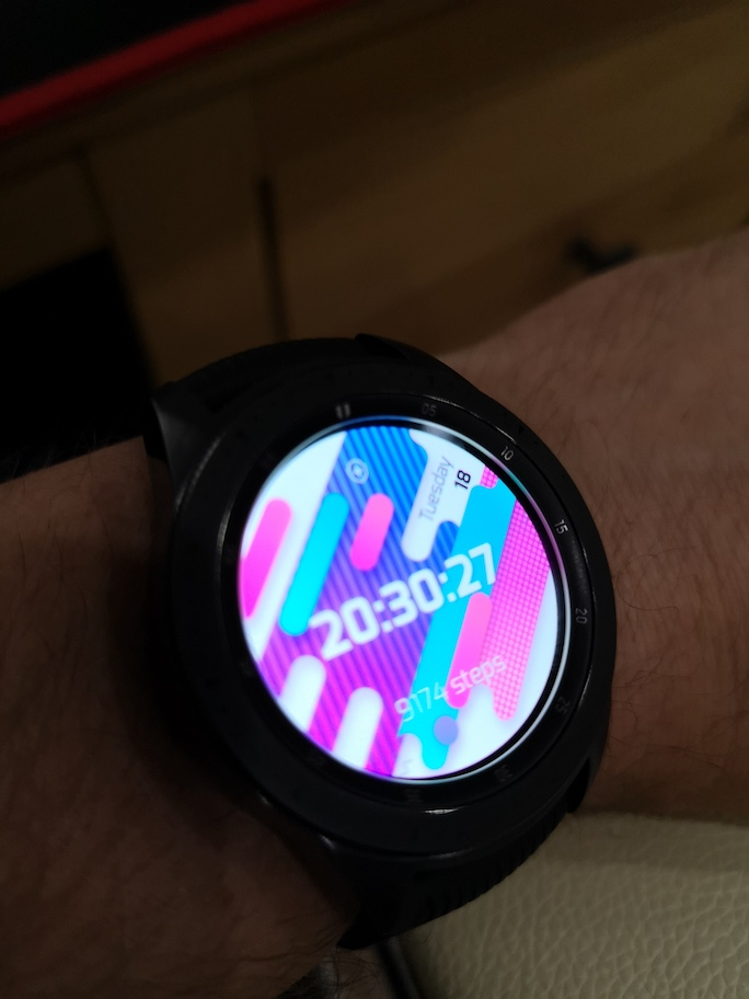 12 best watch faces for samsung galaxy watch  2018