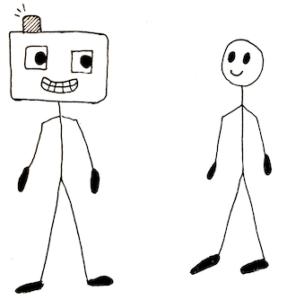 Software Robots vs Hardware Robots