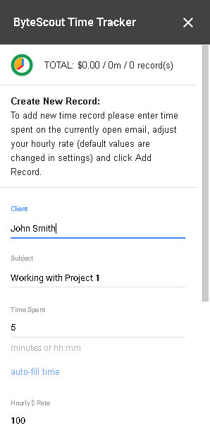 Time Tracker for Remote Teams, Automatic Time Tracking App to
