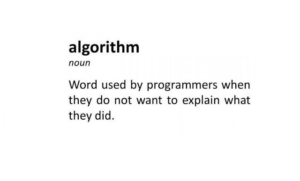 Developer Algorithm