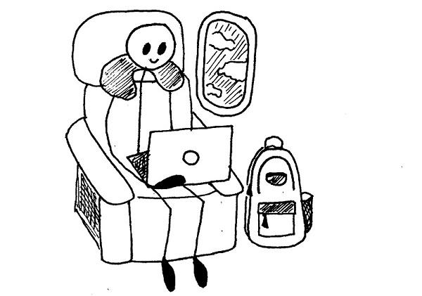 How to Make Economy Flight Comfortable