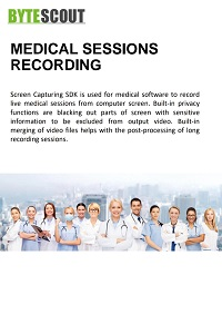 Medical Recording Sessions