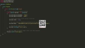 QR Code SDK - Create GS1 QR Code