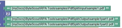 RPA Tools Samples