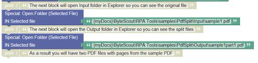 Block Editor Robots