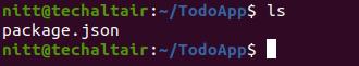 Start MERN Programming