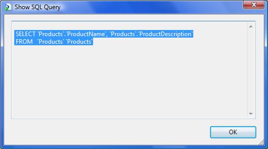 SQL Quert