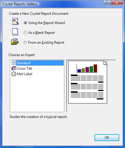 How to insert barcode into Crystal Reports report using