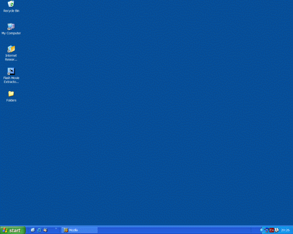 Desktop Wallpaper on Windows computer