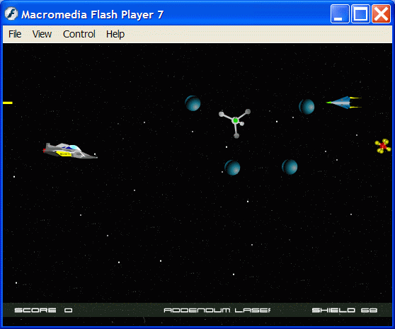 Standalone Flash player