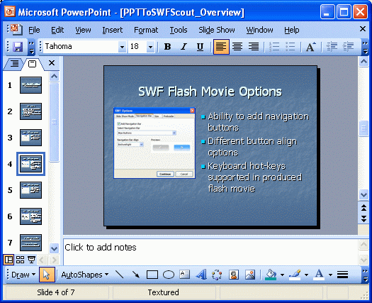 step by step tutorial how to convert powerpoint presentation ppt
