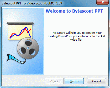 PPT to Video Scout will help you to convert powerpoint to video