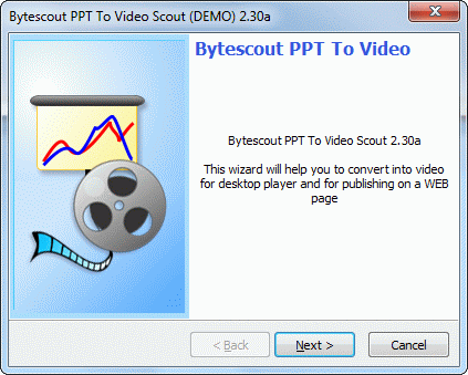 PPT To Video Scout Wizard
