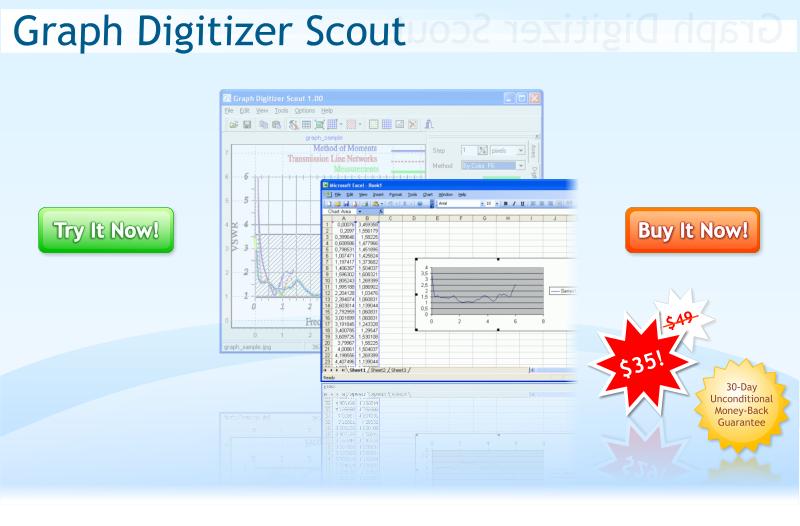 bytescout graph digitizer