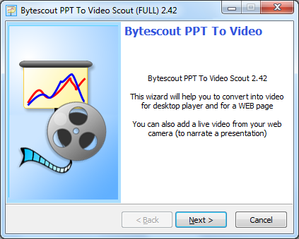 Add webcam video to PowerPoint presentation
